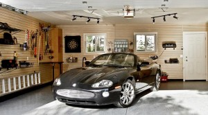 custom garage interiors