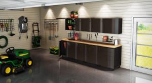 Contur Terra Grey Set - Okanagan Contur Garage Cabinets